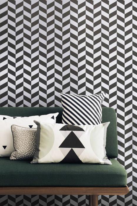 best ll angel tapet fr n ferm living fe132 01. Black Bedroom Furniture Sets. Home Design Ideas