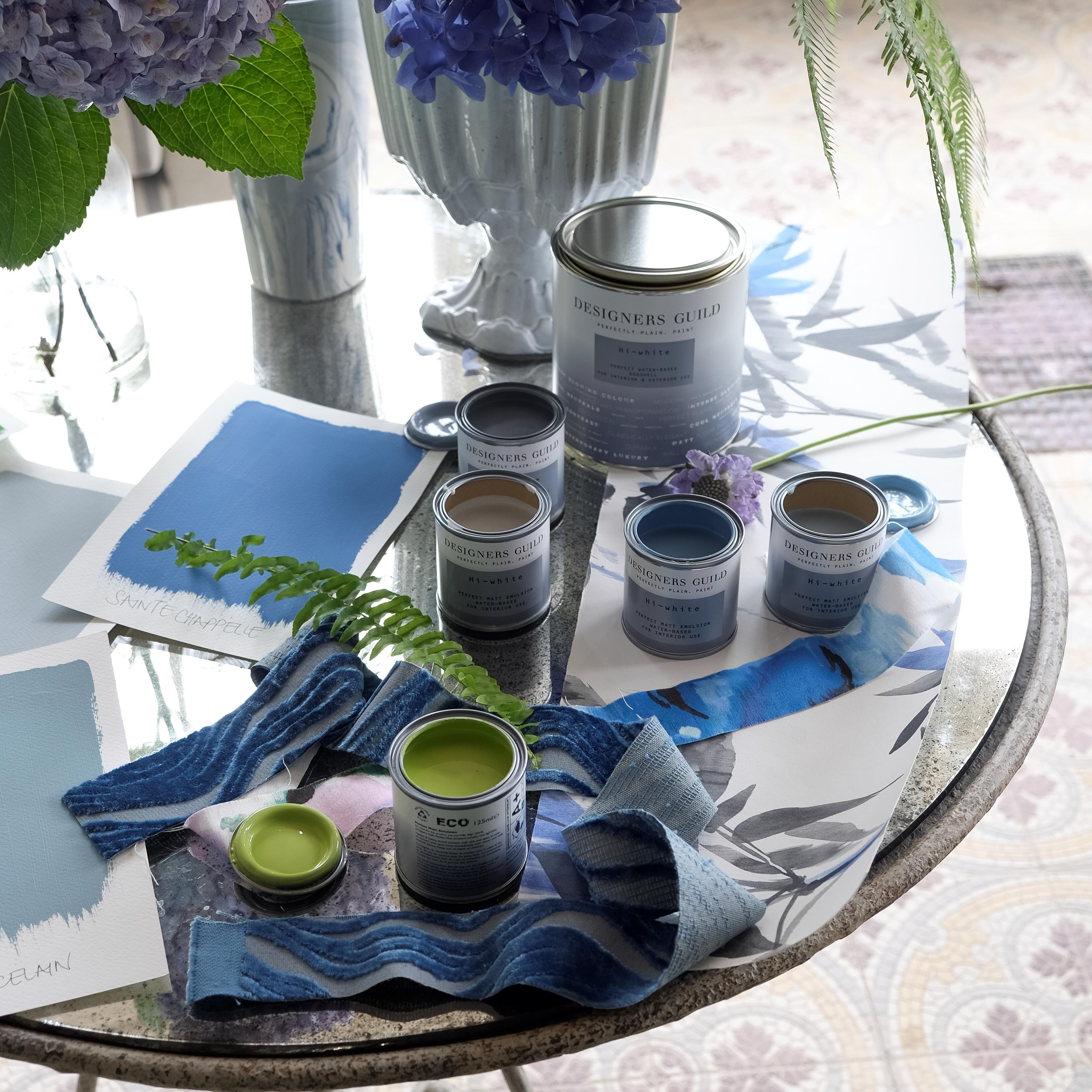 Designers Guild Eco-friendly väggfärg