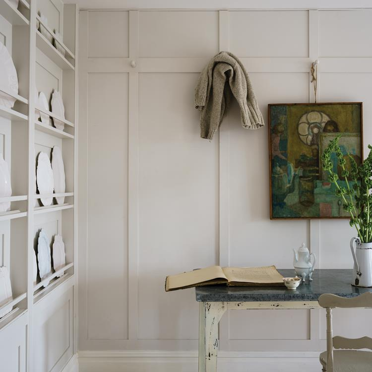 Farrow and Ball School House White No 291