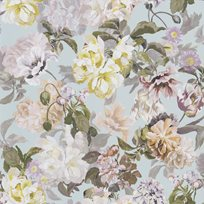 Designers Guild Delft flower Duck Egg
