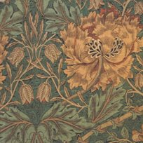 William Morris Honeysuckle & Tulip