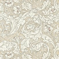 William Morris Pure Bachelors Button