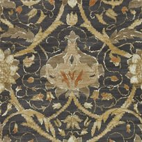 William Morris Montreal Charcoal/Bronze