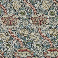 William Morris Wandle Indigo/Madder