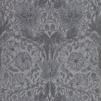 William Morris Pure Honeysuckle & Tulip Black Ink