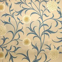 William Morris Scroll