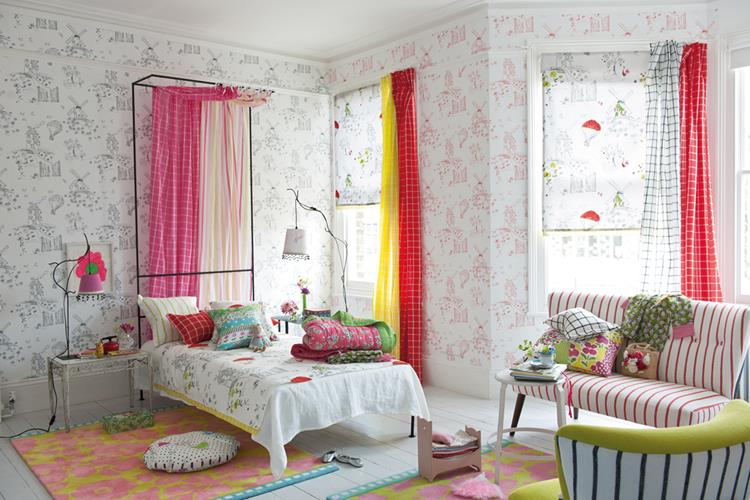 Designers Guild Meadowsweet Tapet