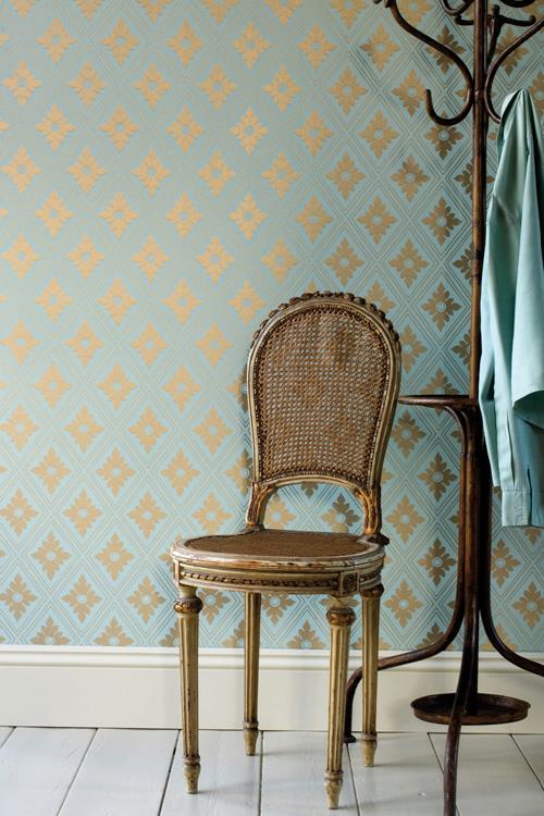 best ll tapeten raneleigh fr n farrow ball fa121 01. Black Bedroom Furniture Sets. Home Design Ideas
