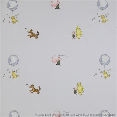 Jane Churchill Winnie the Pooh Balloon Embroidery Miljöbild