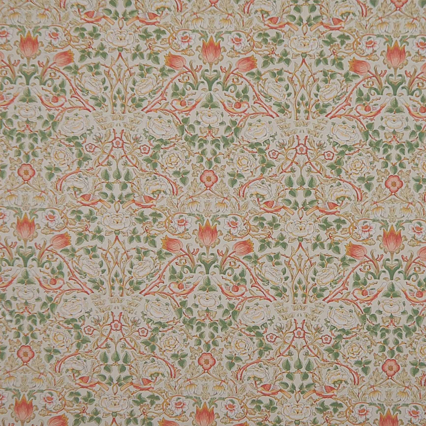 William Morris Wild Rose Miljöbild