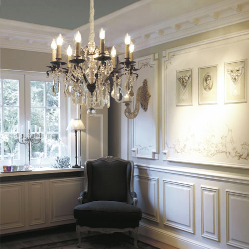 D504 panel fr n orac decor online - Cornici decorative in gesso ...